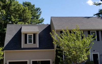Roofing System on Marion, MA Home
