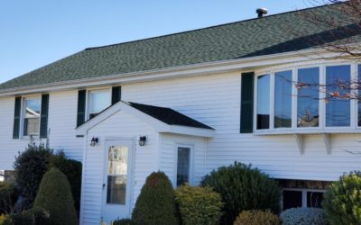 GAF Timberline Roof, New Bedford, MA
