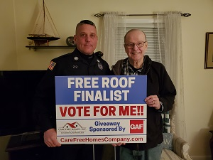 New Year, New Roof Giveaway Rehoboth, MA