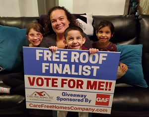 New Year, New Roof Giveaway New Bedford, MA