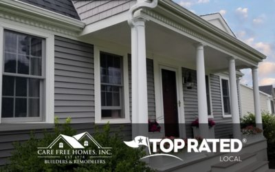 We're a Top Rated Local ® Award Winner!