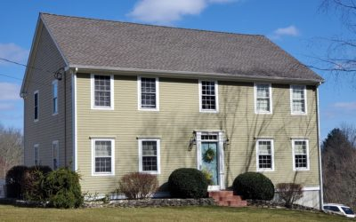 GAF Roofing on Acushnet, MA Colonial