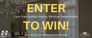Harvey Window Sweepstakes Cape Cod MA RI