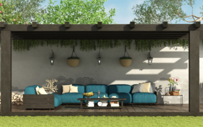 Outdoor Deck Decorating Ideas!