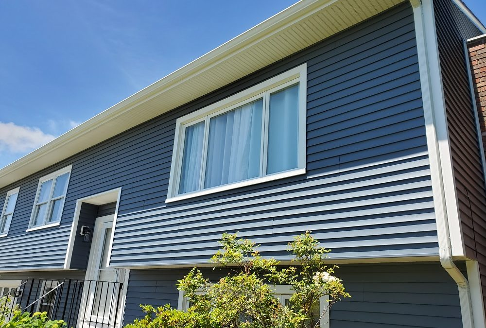 CertainTeed Vinyl Siding, GAF Roofing, Dartmouth, MA