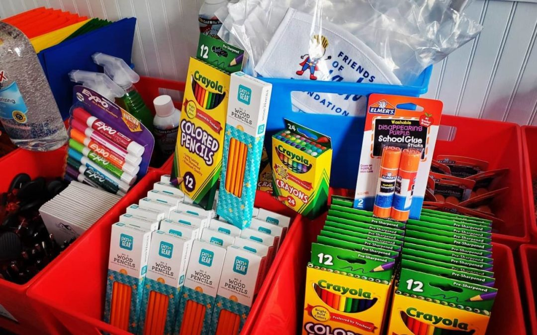 United Way of Greater Fall River School Supply Drive