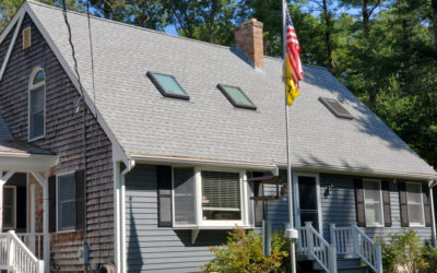 GAF Timberline HDZ Roofing, Rochester, MA