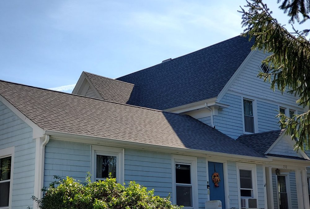 GAF Timberline HDZ Roofing, Dartmouth, MA