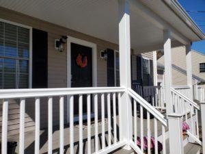 Azek Porch Somerset, MA Contractor