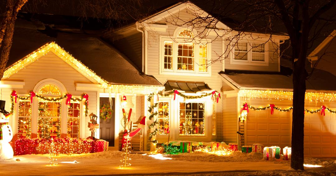 Exterior Holiday Light Ideas
