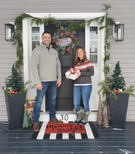 Deck Your Door Holiday Decorating Contest Acushnet, MA