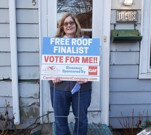 Roof Giveaway, Fairhaven, MA