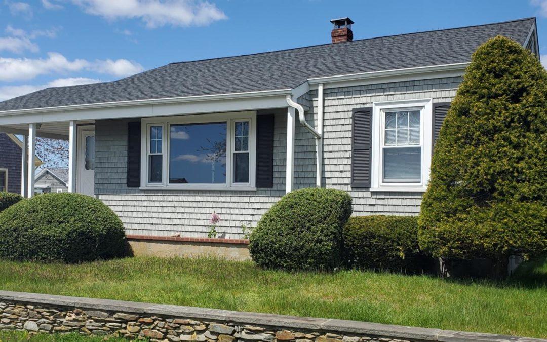 GAF Roofing Shingles, New Bedford, MA