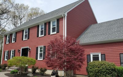 Mastic Vinyl Siding, Harvey Windows, Lakeville, MA