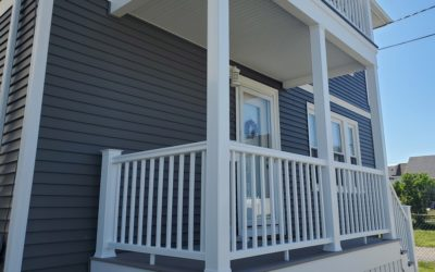 Vinyl Siding, Porches, New Bedford, MA