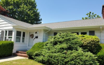 GAF Roofing on New Bedford, MA Ranch