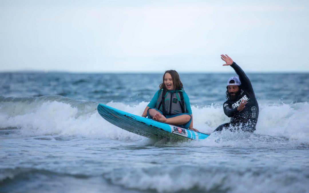 We're a Gnome Surf Clambake Sponsor!