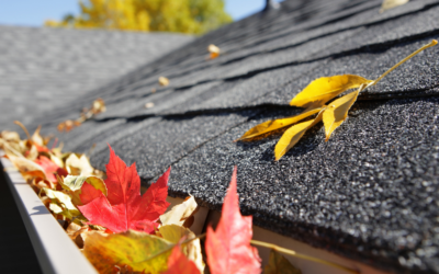 GAF Roofing System With FREE Gutter Protection