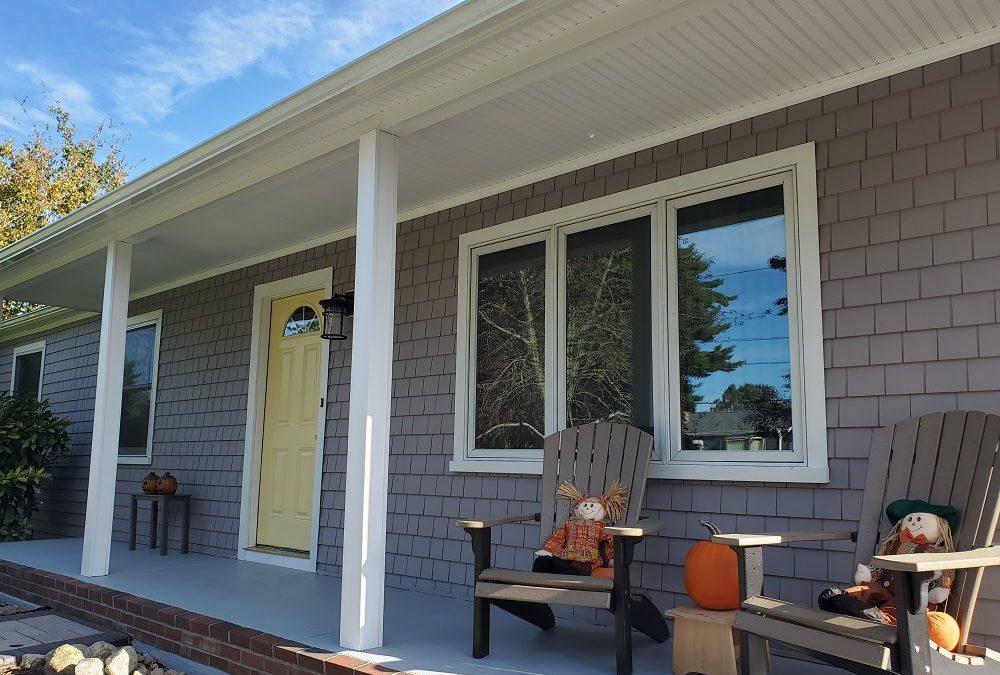 Cedar Impressions, AZEK Deck, New Bedford, MA